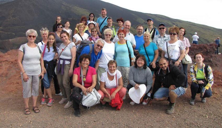 Ätna Tour - sizilianischer Vulkan