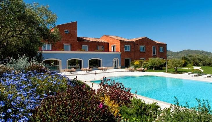 romantisches Hotel Sizilien Wochenende für Pärchen Luxus Spa in Sizilien Linguaglossa