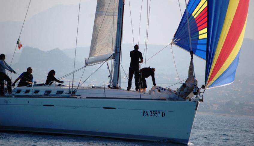 Kreuzfahrt mit dem Segelboot Exkursion mit dem Segelboot Seereservat Ägadische Inseln Palermo