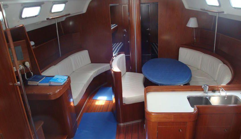 Kreuzfahrt mit dem Segelboot - Exkursion mit dem Segelboot