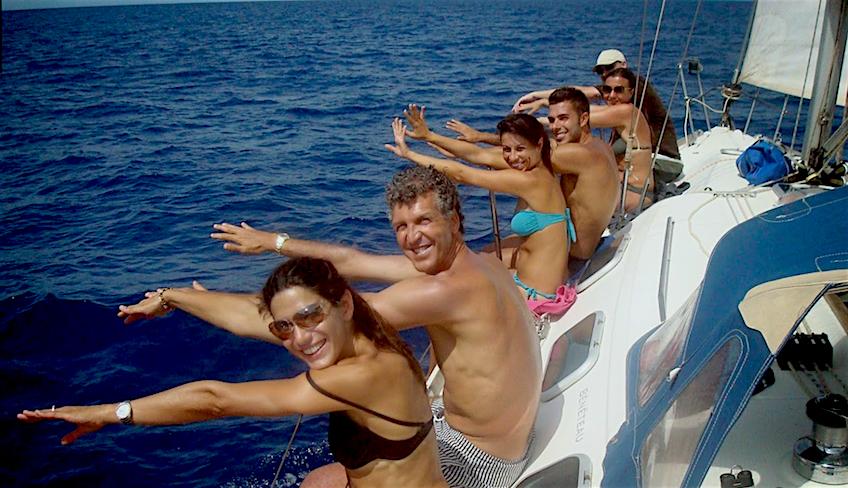 Urlaub auf dem Segelboot Luxusboote zum Verleih Segelbootverleih Palermo