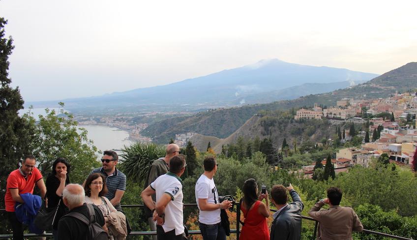 Tagestour von Palermo aus