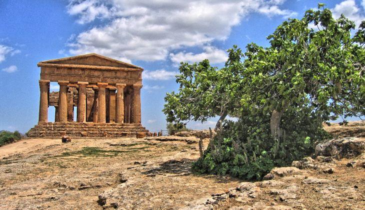 Von Palermo nach Agrigent - Agrigent Tour