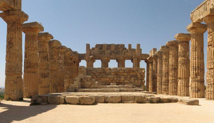 Selinunte Archäologischer Park - Palermo nach Selinunte