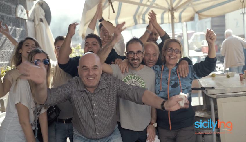 Team Building Sizilien