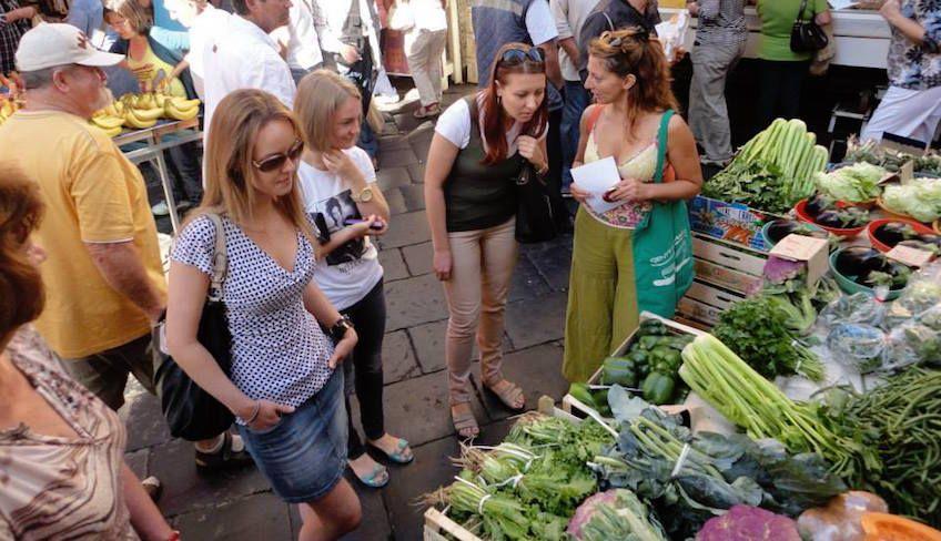 Catania Kochkurs - Was tun in Catania