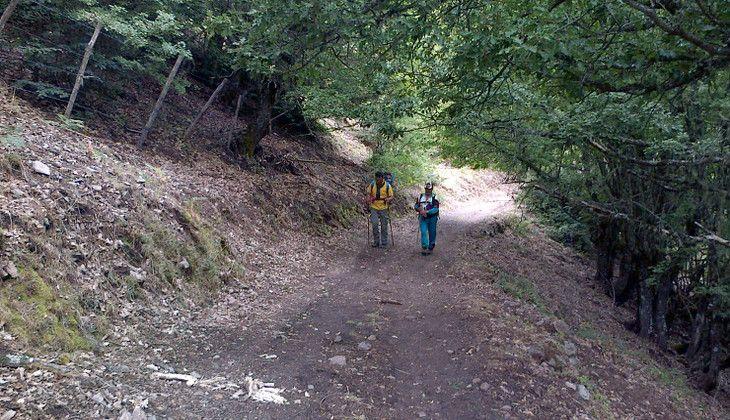 Park der Madonien - Park der Madonien Routen