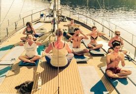 yoga taormina  -