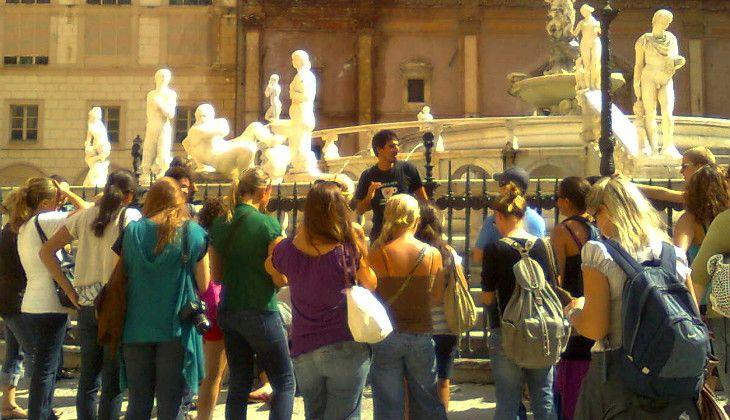 Sehenswertes Palermo - Walking Tour Palermo
