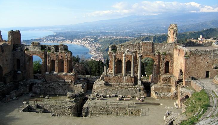 Familien Touren Urlaub in Sizilien - Sizilien Tour