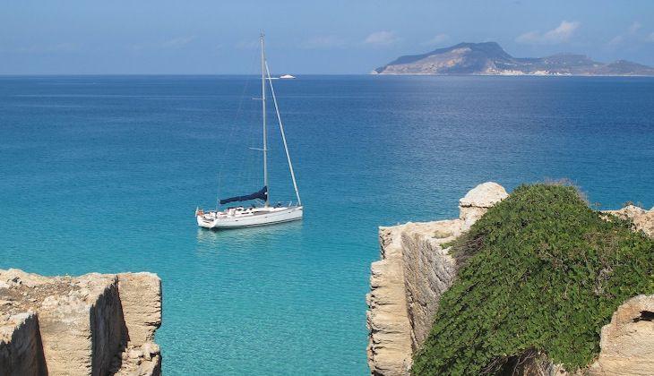 Kreuzfahrt im Segelschiff - Kreuzfahrt Sizilien