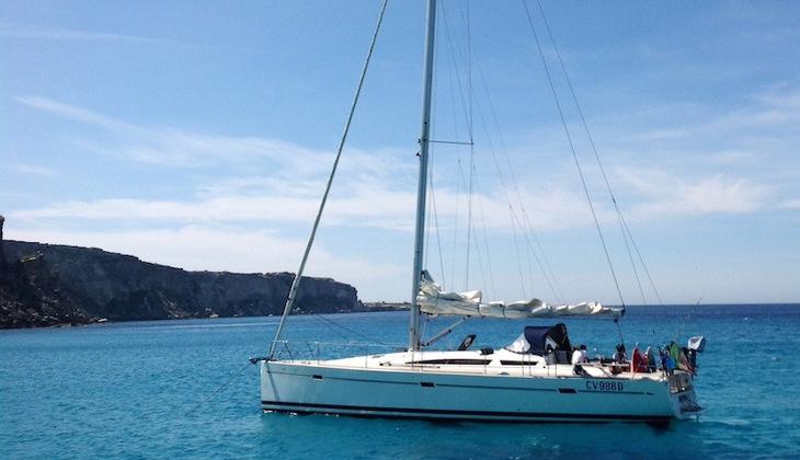 Urlaub auf dem Boot Urlaub in Sizilien - Segelurlaub