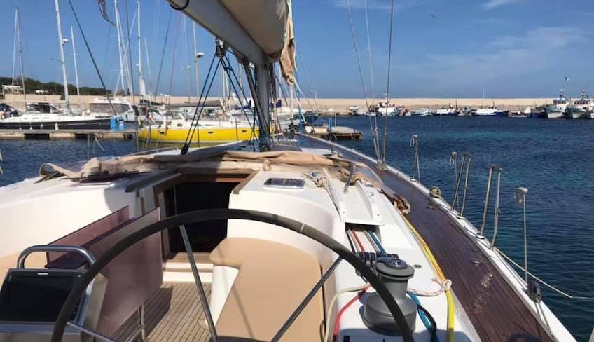 1-Woche Cruise - 1 Woche Kreuzfahrt auf dem Segelschiff