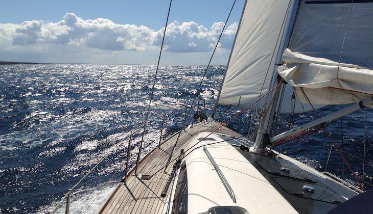 1-wöchige Kreuzfahrt - Eine Woche auf dem Segelschiff