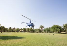 Flugtour - Flug im Helikopter