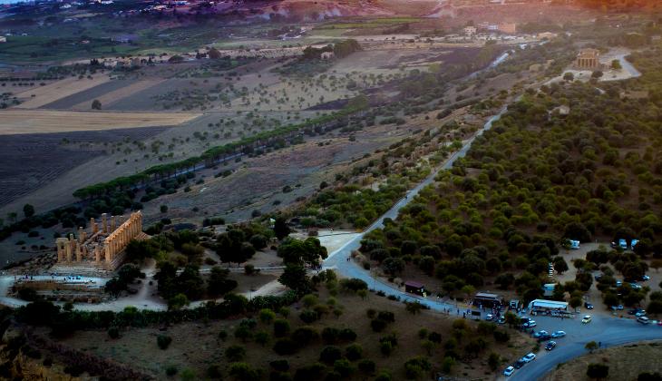 Agrigent Tour - Sizilien Sport & Abenteuer - Urlaub in Italien
