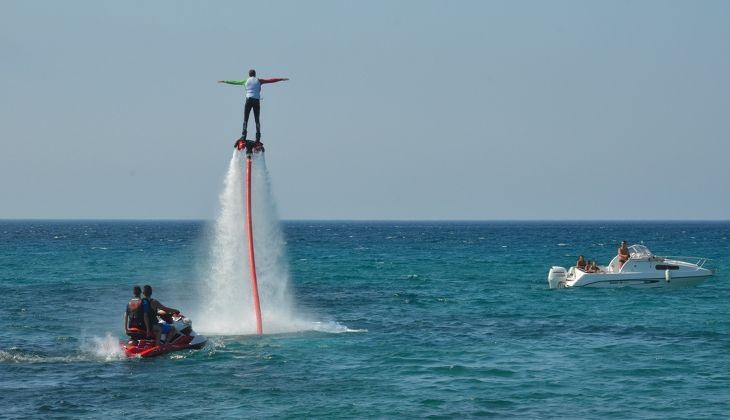Wassersport - Flyboard