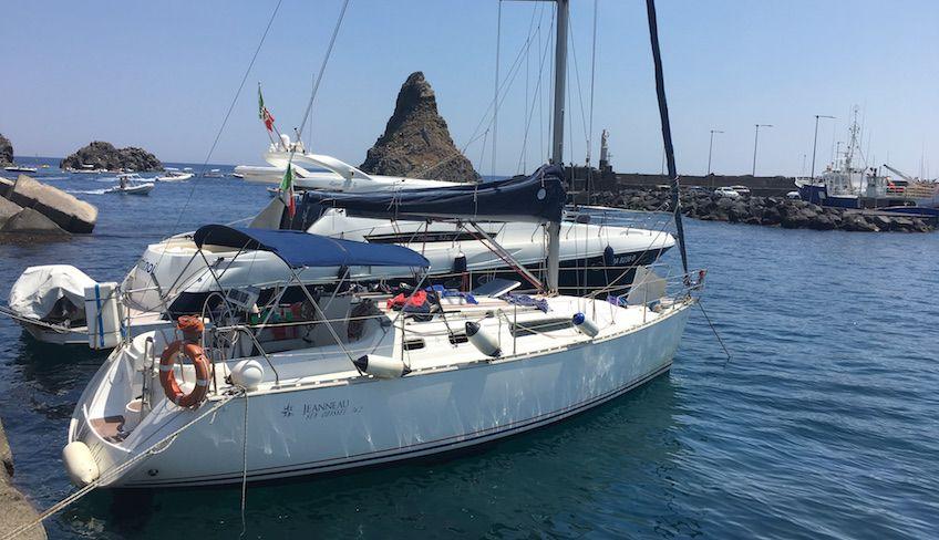 1-Tag Yacht Cruise - Übernachtung auf dem Schiff