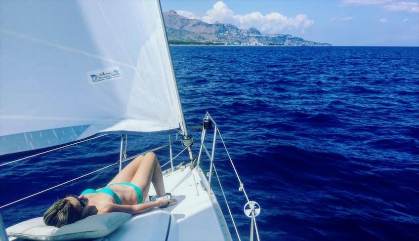 1-Day Yacht Cruise Urlaub in Sizilien - Italienische Cruise
