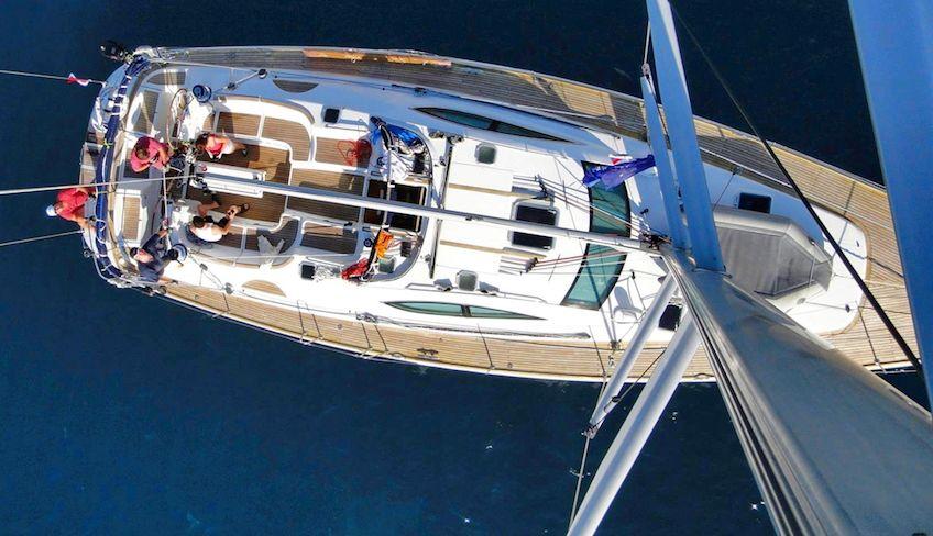 1-Woche Cruise - Eine Woche auf dem Segelboot