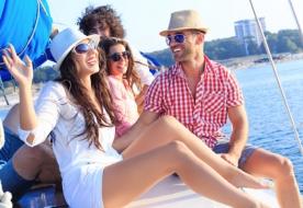 Urlaub auf dem Segelschiff Äolien - Wochenende Äolien