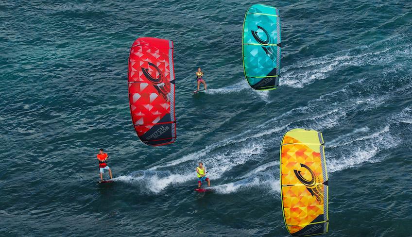 Kitesurf Sizilien Spot Kitesurf-Kurse Sizilien Sport in Sizilien Wochenende