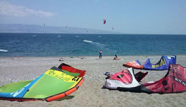 Kitesurf Sizilien Spot - Kitesurf-Kurse Sizilien
