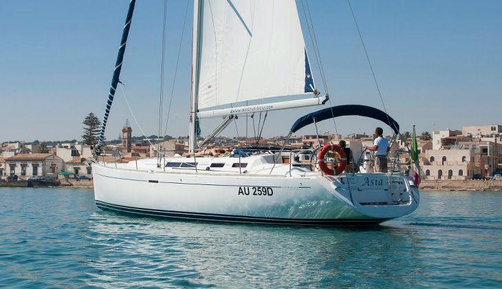 Reise von Sizilien nach Malta -