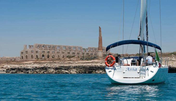 Reise von Sizilien nach Malta