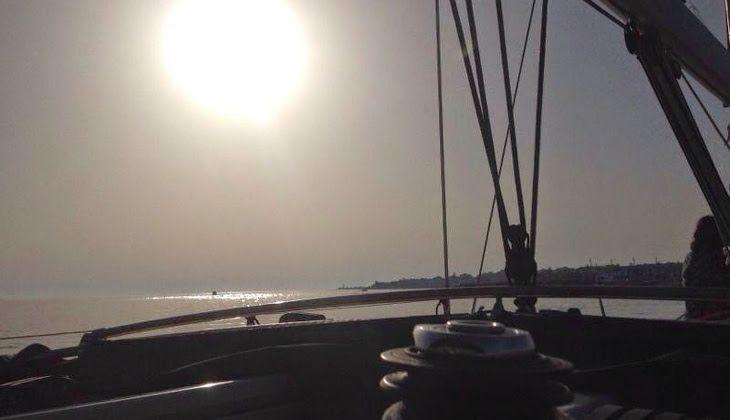 1-Week Cruise - 1 Woche auf dem Segelschiff