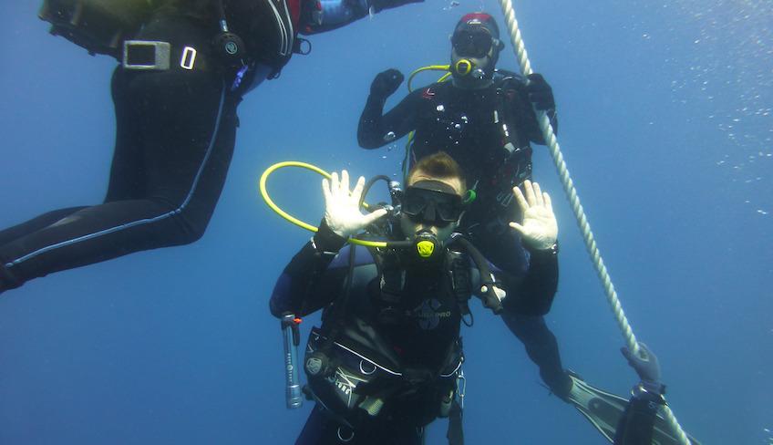 Diving Urlaub - Sizilien Sport & Abenteuer - Urlaub in Italien