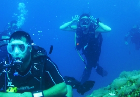 Syrakus Diving - Dinge, die man in Syrakus tun sollte