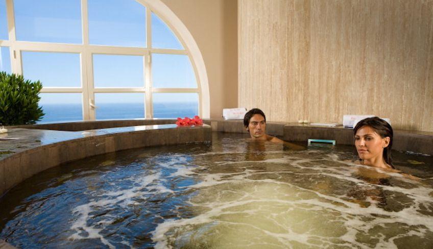 Entspannender Urlaub - Wohlfühlbehandlung