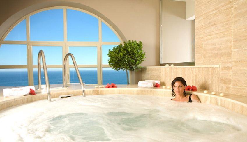 Entspannender Urlaub - Happy Hour und Spa
