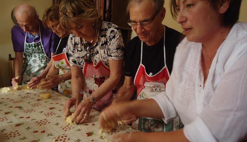 Sizilianischer Kochkurs - Komplettes Menü
