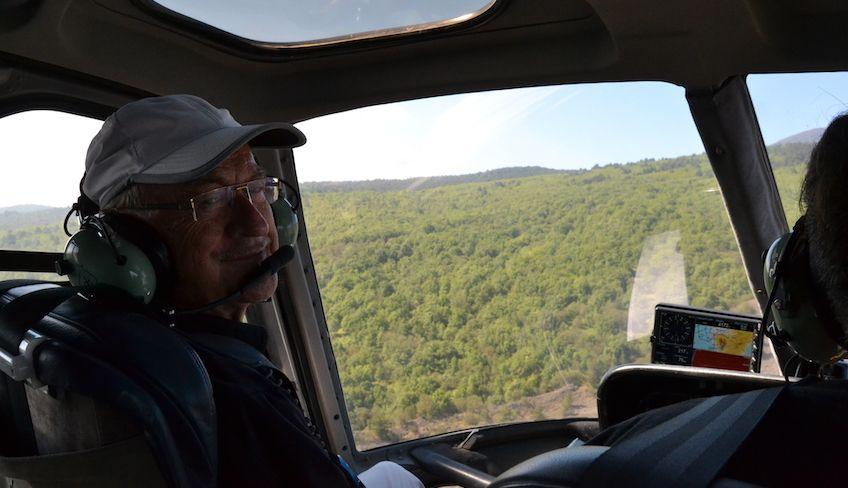 Flugtouren - Flug im Helikopter