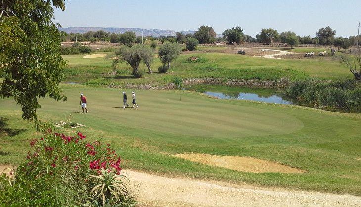 Golfresort Sizilien -