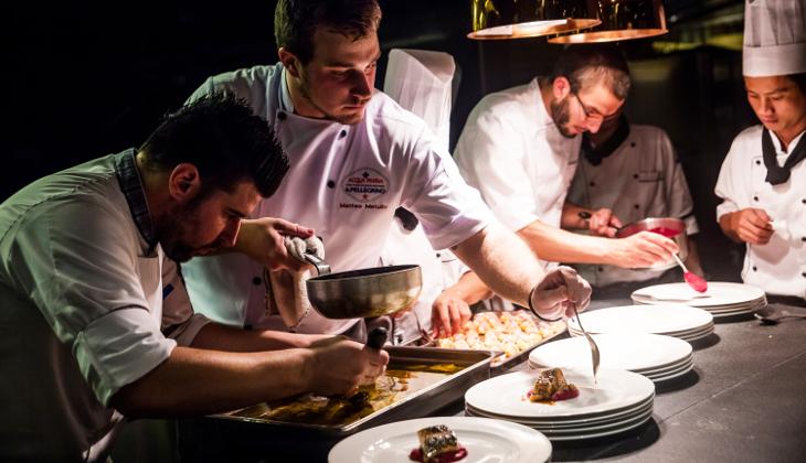 Kochstunde Sizilien Michelin Starkoch Kocherlebnis was machen in Sizilien