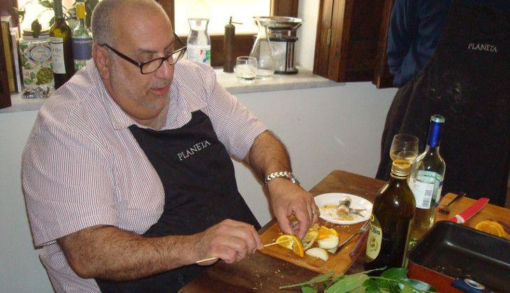 Was tun in Palermo Kochkurs Palermo Kochstunde Sizilien