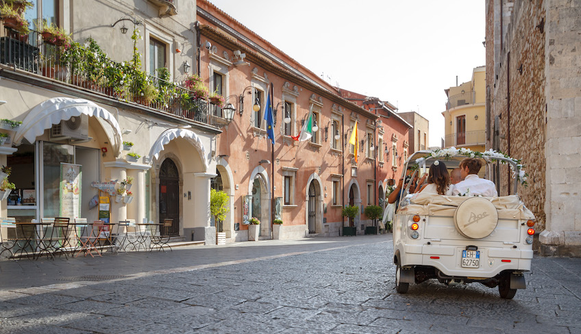 Ausflüge in Taormina