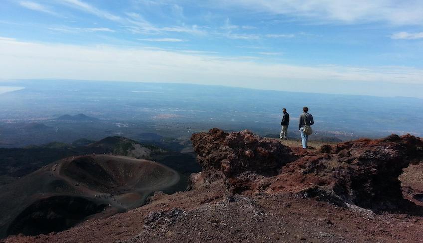 Besuche den Ätna Ätna Erlebnis Exkursion Ätna Vulkan Tour