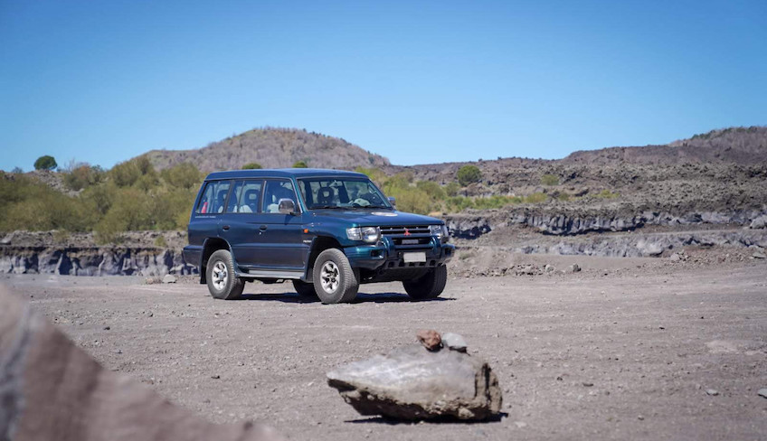 Ätna Exkursion Besuche den Ätna Vulkan Ätna