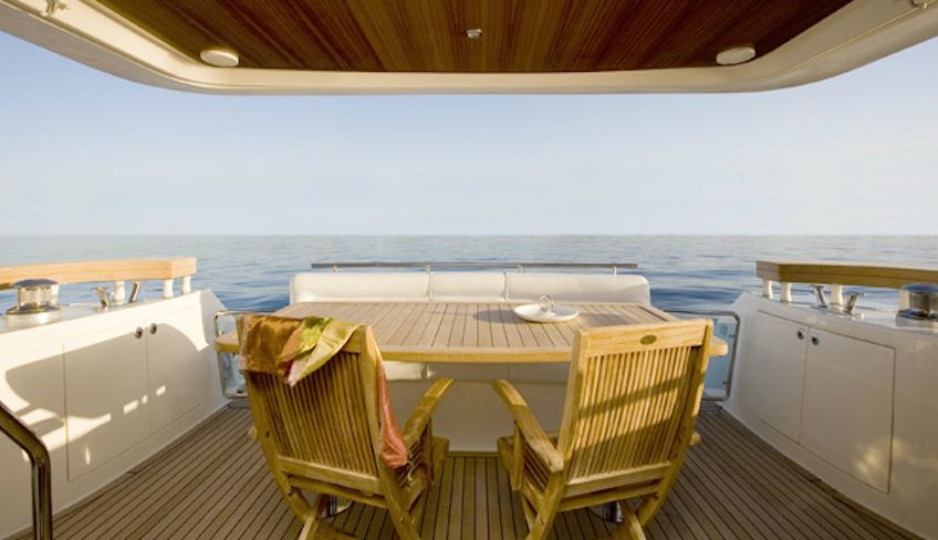 Äolische Inseln Yachtcharter -