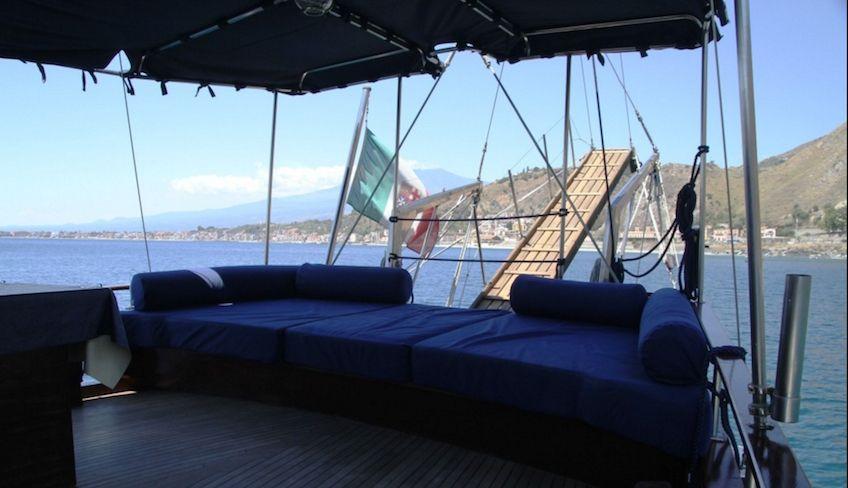Yacht Charter Äolische Inseln -