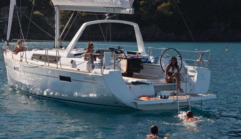 Äolische Inseln Cruise -