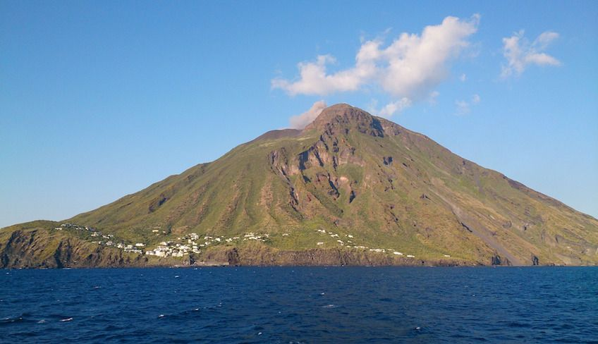Äolische Inseln Tour -