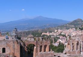 Catania nach Taormina Besiche Taormina Tagestrip von Catania aus
