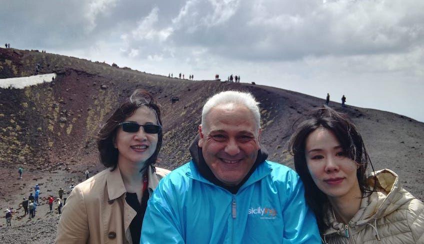 Von Catania zum Ätna - Besuche den Vulkan Ätna mit dem Auto