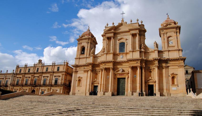 Von Catania nach Syrakus Besuche Syrakus Tagestrip von Catania aus