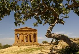 Von Catania nach Agrigent - Tagestrips von Catania aus